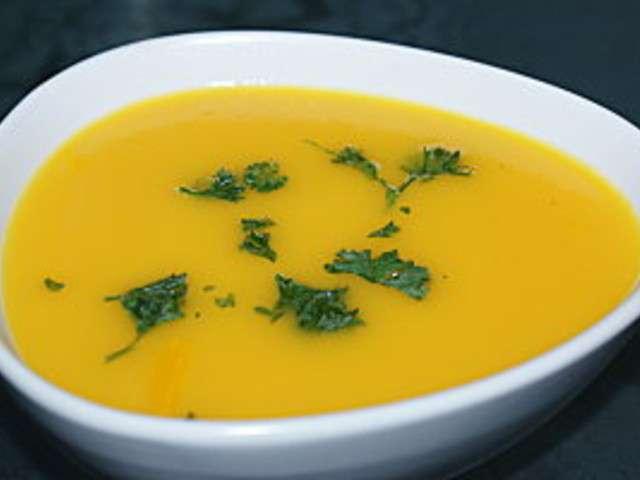 Recettes de soupe de potiron de la cuisine quotidienne for Cuisine quotidienne
