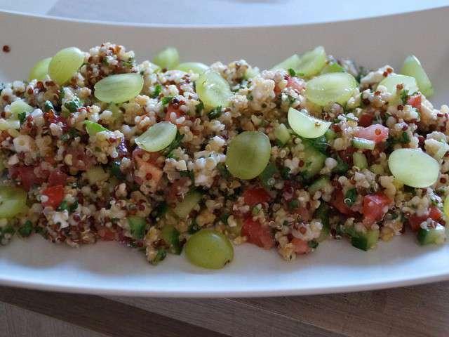 Recettes de quinoa de la cuisine quotidienne - Recette cuisine quotidienne ...