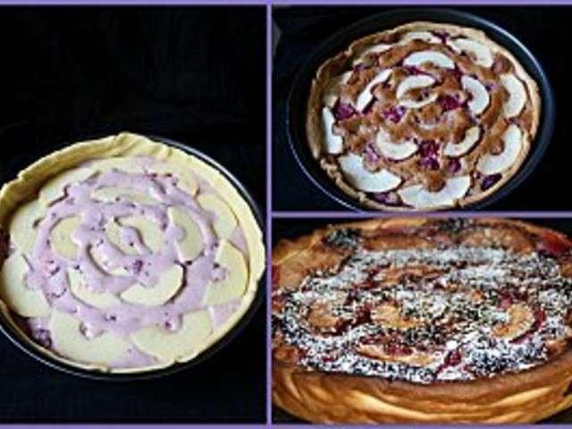 Recettes de tarte pommes de la cuisine quotidienne for Cuisine quotidienne