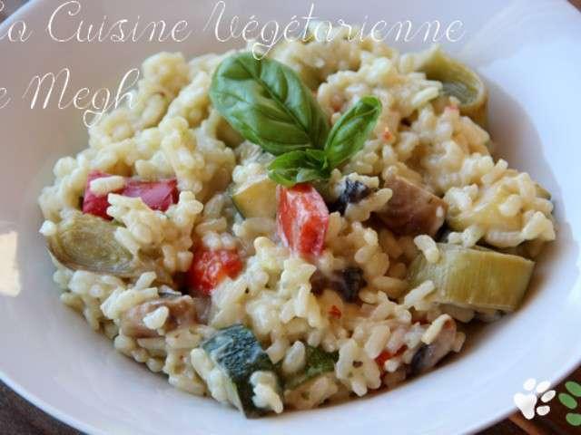 Recettes de risotto de la cuisine v g tarienne de megh - Blog cuisine vegetarienne ...