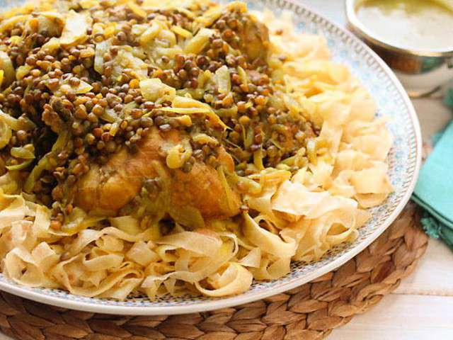 Recettes de maroc de la fleur d 39 oranger - Recettes cuisine alsacienne traditionnelle ...