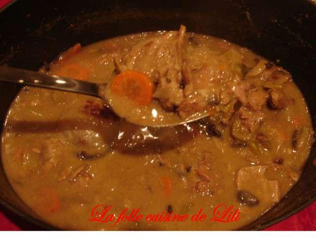 Recettes de veau de la folle cuisine de lili - Cuisine blanquette de veau ...