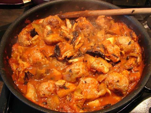 Recettes de champignons de la folle cuisine de lili - La cuisine de lili ...