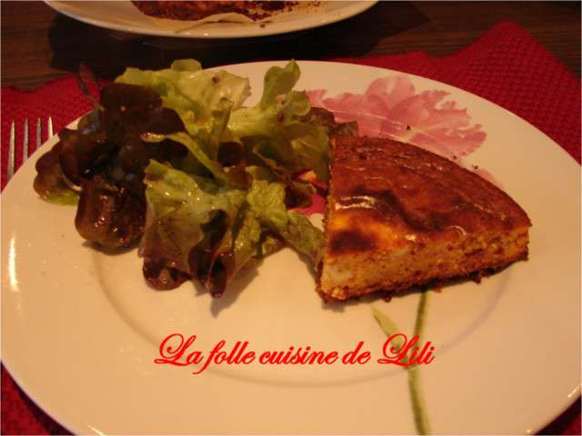 Recettes de cheesecake et chorizo - La cuisine de lili ...