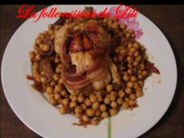 Recettes de pois chiche de la folle cuisine de lili - La cuisine de lili ...