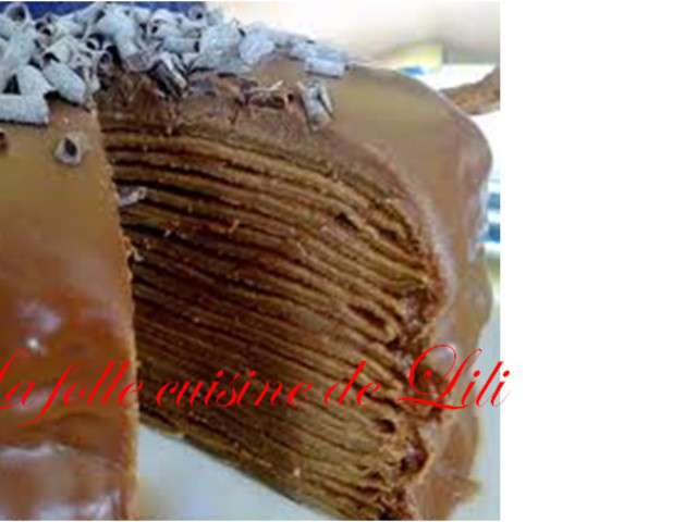 Recettes de cr pes de la folle cuisine de lili - La cuisine de lili ...