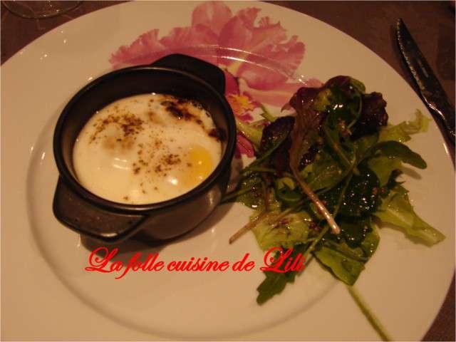 Recettes d 39 ufs de la folle cuisine de lili - La cuisine de lili ...