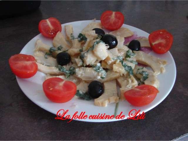 Les meilleures recettes d 39 artichauts et vinaigrette 2 - La cuisine de lili ...