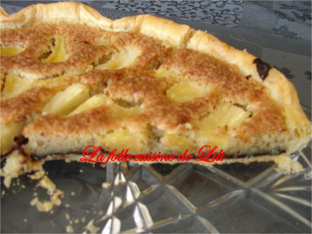 Recettes d 39 ananas de la folle cuisine de lili - La cuisine de lili ...