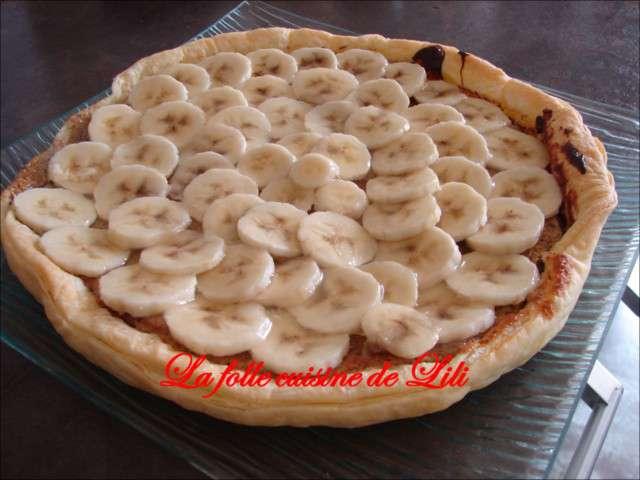 Recettes de tarte banane 3 - La cuisine de lili ...