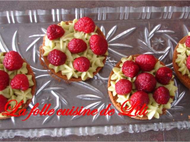 Recettes de framboises de la folle cuisine de lili - La cuisine de lili ...