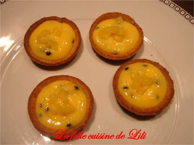 Recettes de fruit de la passion de la folle cuisine de lili - La cuisine de lili ...