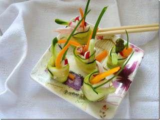 résultat du concours de défi cuisine de mai  dans idees  diverses rolls-de-legumes.320x240