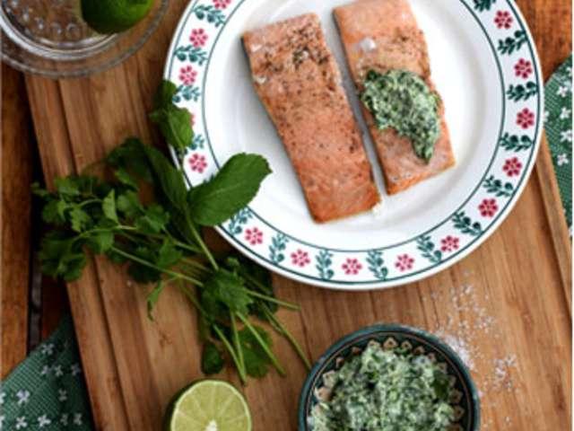 Recettes de pav de saumon - Comment cuisiner des paves de saumon ...