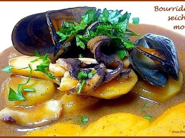 Les meilleures recettes de moules et sauces - Cuisine marseillaise recettes ...