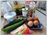 Flan de courgette version avec Thermomix