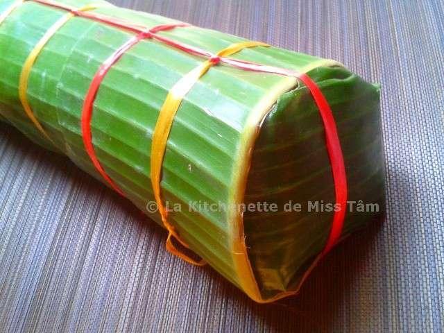 Recettes de vietnam 6 - Gateau pour reveillon nouvel an ...