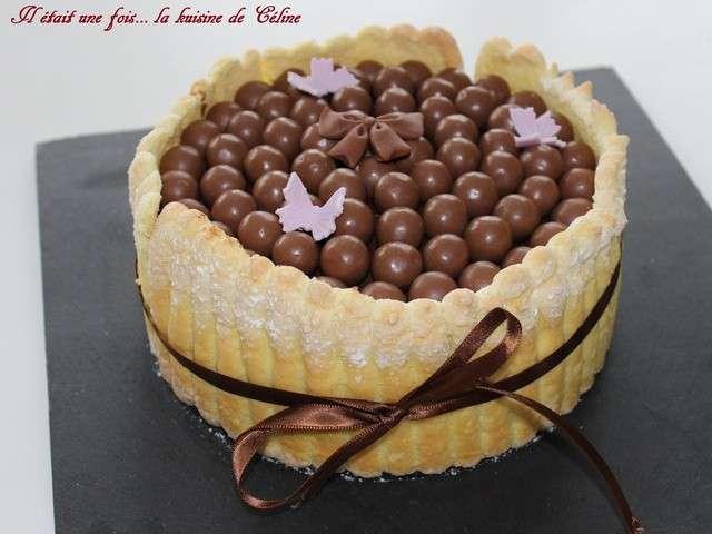 Recettes de charlotte au chocolat 6 - Recette charlotte au chocolat ...