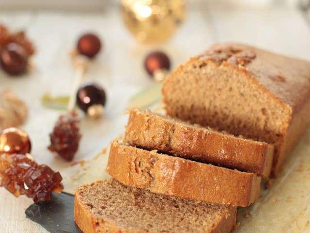 Recettes de cuisine sans lait et beurre 4 - Recette pain d epice sans oeuf ...