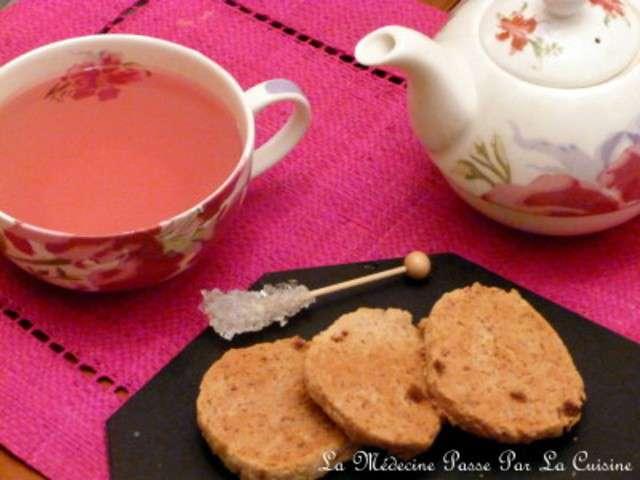 Recettes de biscuits et framboises 4 - La cuisine sans gluten ...