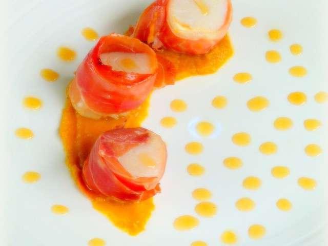Recettes de jacque et jambon - Pelure d orange pour parfumer ...
