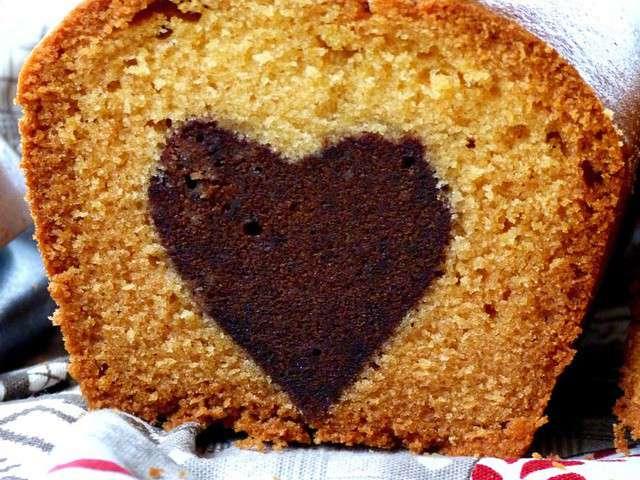 Recettes de brownies et coeur for Au coeur de la cuisine