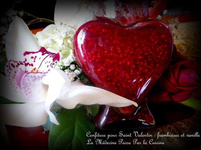 Recettes de saint valentin et confiture - La medecine passe par la cuisine ...