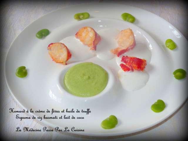 Recettes de homard et riz - La medecine passe par la cuisine ...
