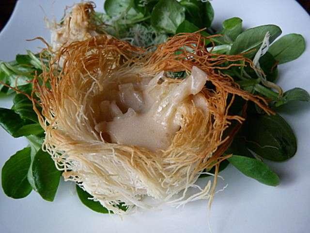 Les meilleures recettes de p ques et petits nids - Recette entree paques ...