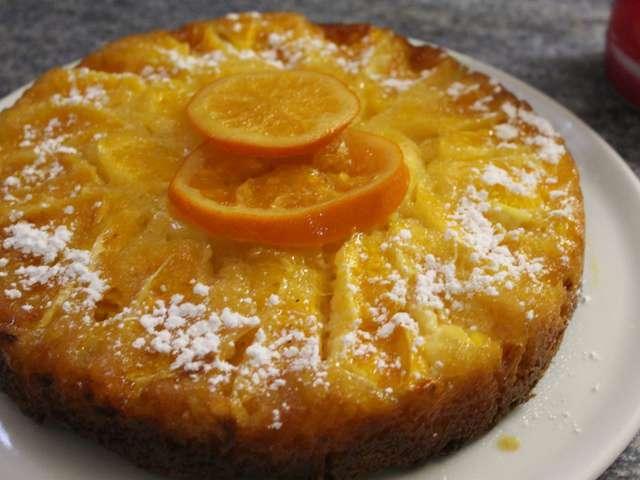 Recettes De Gâteau à Lorange