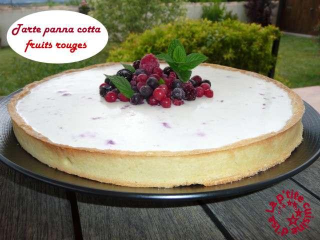 Recettes de fruits rouges de la p 39 tite cuisine d 39 isa - Panna cotta herve cuisine ...