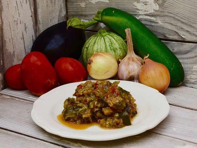 Recettes de ratatouille et cuisine facile for Blog de cuisine facile