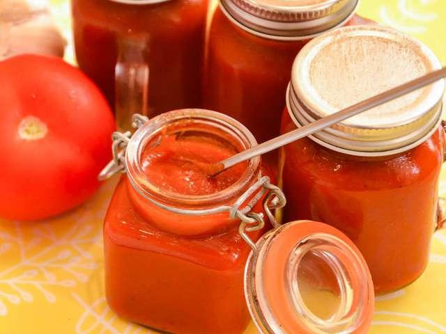 recettes de ketchup maison et ketchup. Black Bedroom Furniture Sets. Home Design Ideas