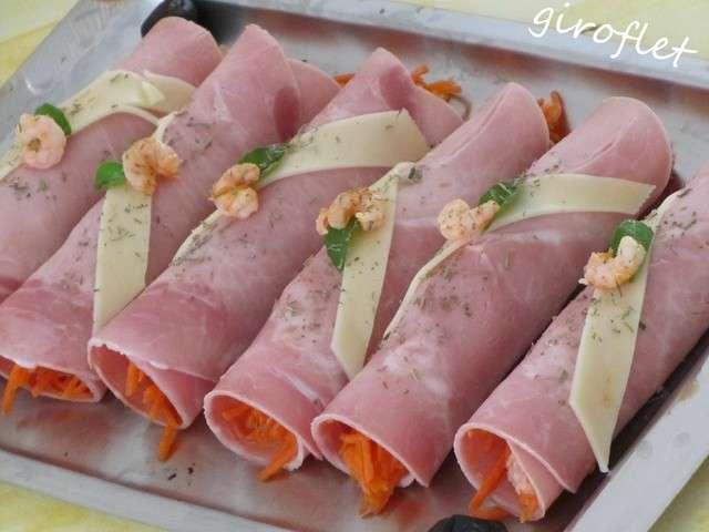 Recettes de jambon et carottes 5 - Comment couper un jambon iberique ...