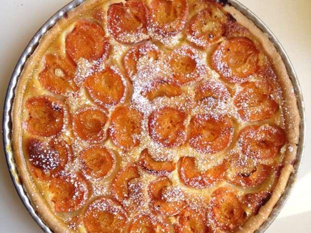 Recettes de tarte aux abricots et abricot 10 - Recette de tarte aux abricots ...
