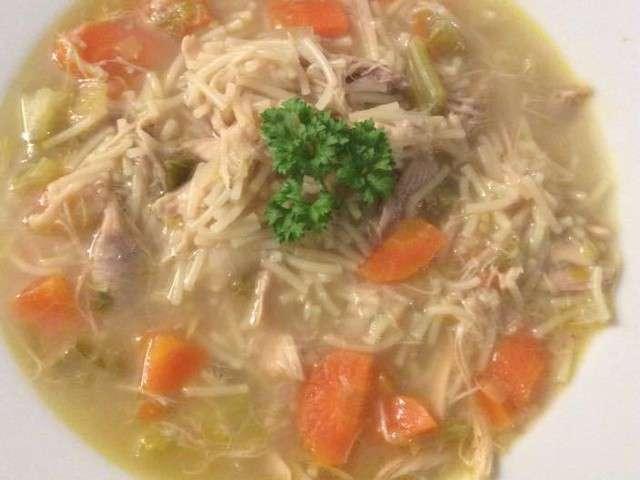 Recettes de chicken soup for La cuisine ou tramontina
