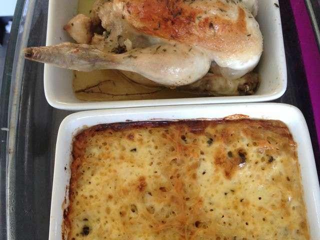 recettes de gratin de pates et gratins 5