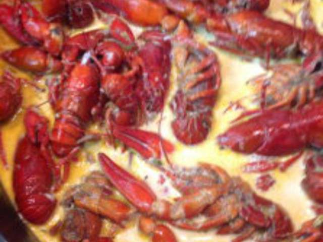 Recettes d 39 crevisses et cr mes - La petite cuisine d audrey ...