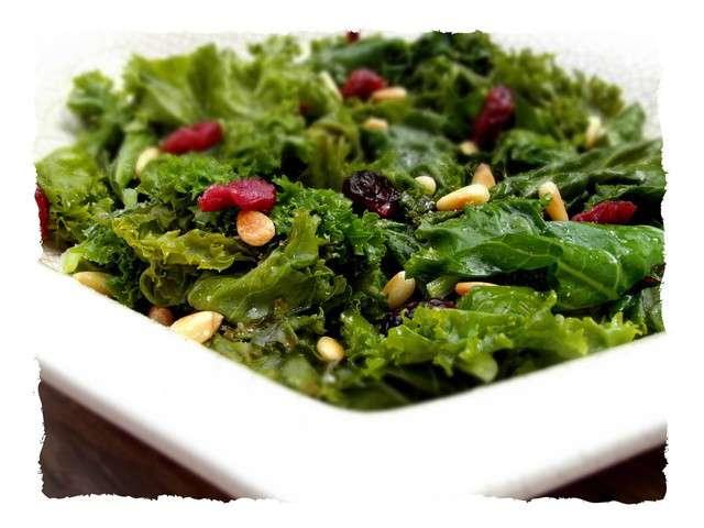 Recettes de kale - La petite cuisine d audrey ...