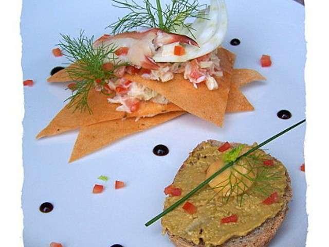 Recettes de tourteau et mayonnaise - La petite cuisine d audrey ...