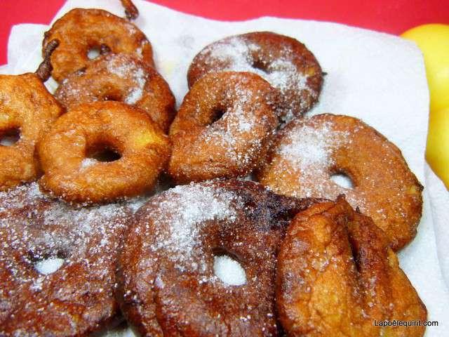Recettes de beignets aux pommes et mardi gras - La ferme aux beignets ...