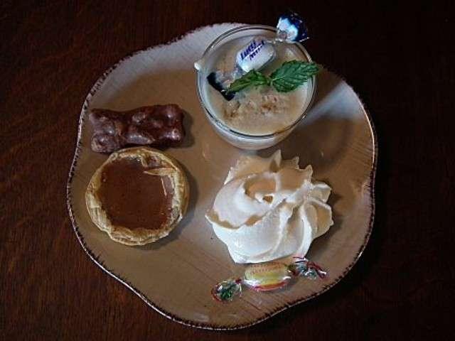 Recettes de mousses et duo 4 - Mousse au chocolat a la creme ...