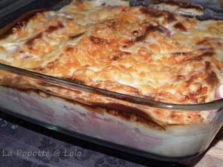 Les meilleures recettes de gratin d 39 endives - Cuisiner endives au jambon ...