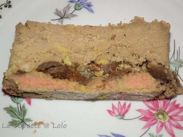 Recettes de foie gras de canard et terrines - Recette terrine foie gras ...