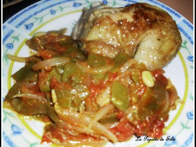 Les meilleures recettes de haricots et tomates - Cuisiner les haricots plats ...
