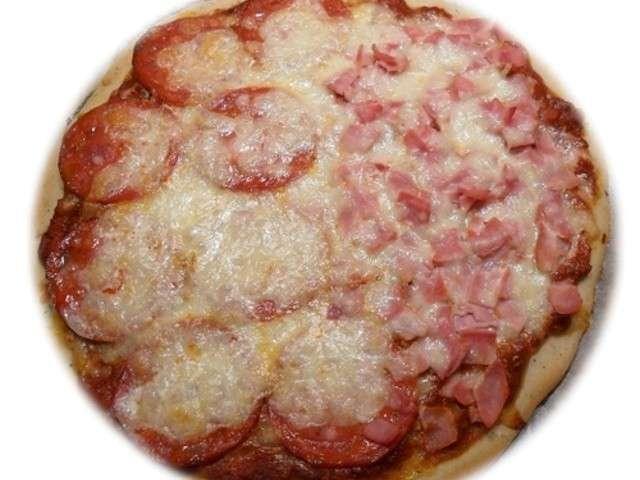 recettes de pate a pizza au levain