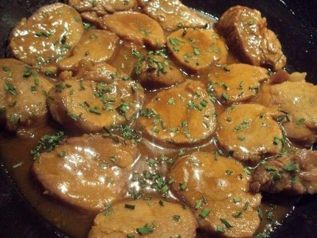 Recettes de filet mignon de porc et sauce soja - Cuisine filet mignon de porc ...