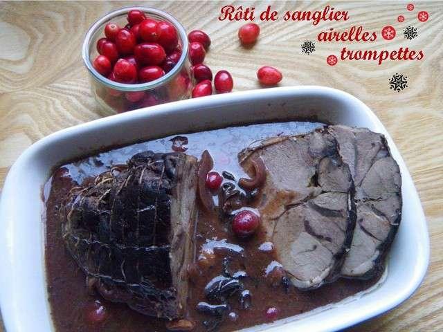 Les meilleures recettes de sanglier 2 - Cuisiner le sanglier au four ...