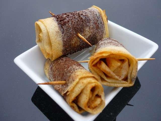Les meilleures recettes de feuilles de brick et pomme for Aftouch cuisine com
