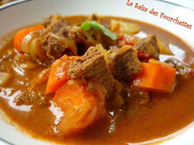 Recettes de goulash et soupe for Cuisine hongroise